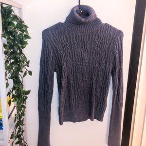 New Zara knit turtleneck sweater